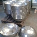 Lavorazione e sagomatura acciaio