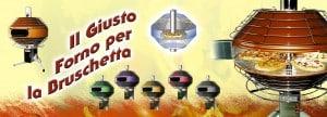 Rotagrill. il giusto Forno per Bruschette, Fantin Fratelli Sarcedo Vicenza